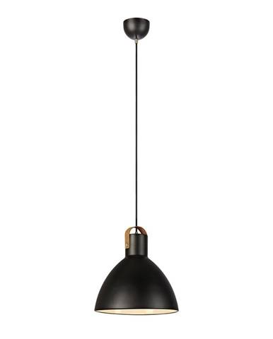Čierne závesné svietidlo Markslöjd Eagle