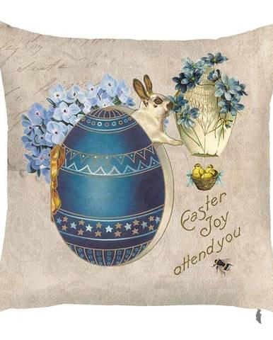 Obliečka na vankúš Apolena Easter, 43×43cm