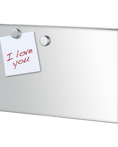 Skrinka na kľúče s magnetickou doskou Wenko Home, 20 x 30 cm