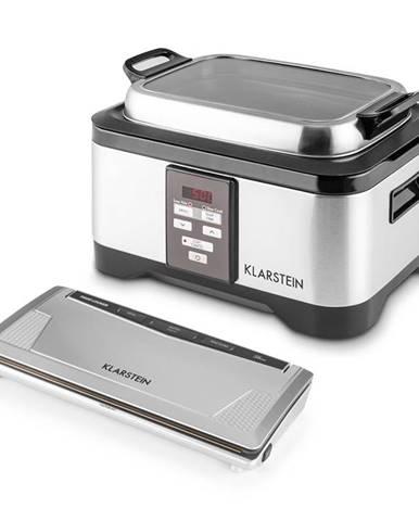 Klarstein Tastemaker Sous Vide FoodLocker sada vákuovač + sous vide varič + vrecúška