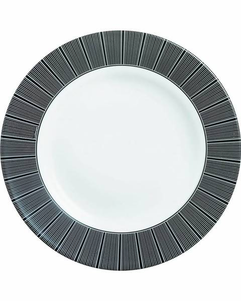LUMINARC Luminarc Sada hlbokých tanierov ASTRE NOIR 22 cm, 6 ks
