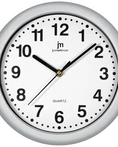 Lowell 00710S Nástenné hodiny pr. 25 cm