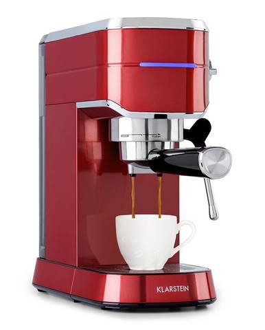 Klarstein Futura, espresso kávovar, 20 bar, 1450 W, 1,25 l, nehrdzavejúca ušľachtilá oceľ