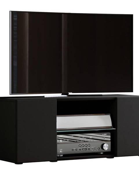 Möbelix Tv - Skrinka Lowina Š: 95 Cm Čierna