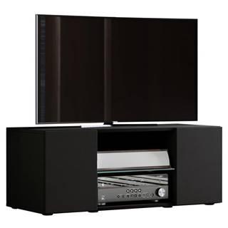 Tv - Skrinka Lowina Š: 95 Cm Čierna