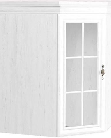 Vitrína Kora Knn1 biely
