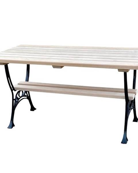 MERKURY MARKET Královský stůl přírodní dřevo