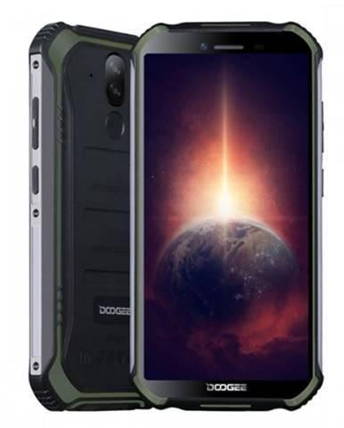 Odolný mobilný telefón Doogee S40 PRO 4GB/64GB, zelená