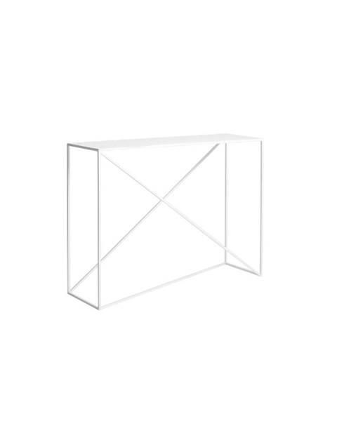 Custom Form Biely konzolový stolík Custom Form Memo