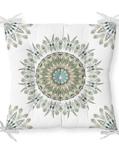 Minimalist Cushion Covers Sedák na stoličku Minimalist Cushion Covers Ethnic Boho Mandala, 40 x 40 cm