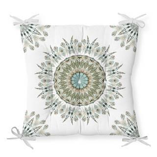 Sedák na stoličku Minimalist Cushion Covers Ethnic Boho Mandala, 40 x 40 cm