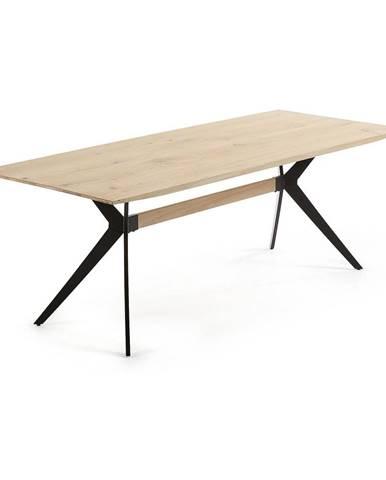 Jedálenský stôl La Forma Amethyst, 160 × 90 cm