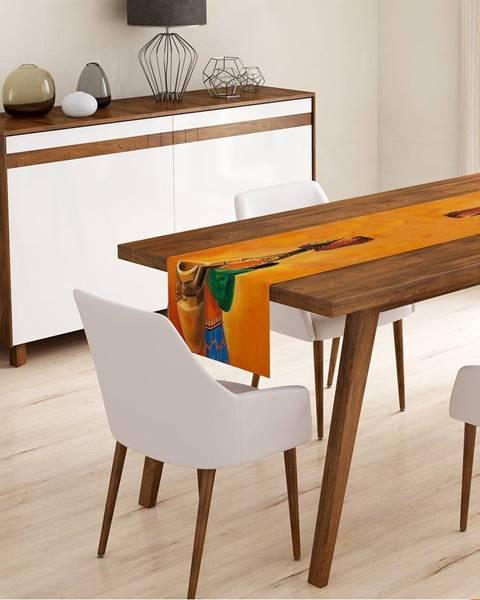 Minimalist Cushion Covers Behúň na stôl Minimalist Cushion Covers African Ethnic, 45 x 140 cm