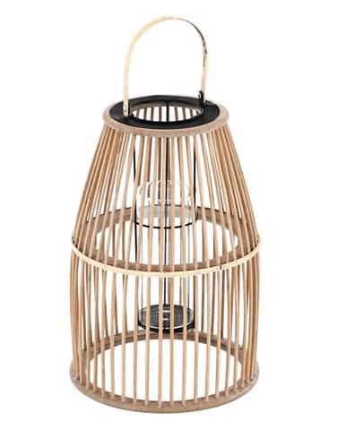 Lampáš-svietnik pírodný bambus MILES TYP 2