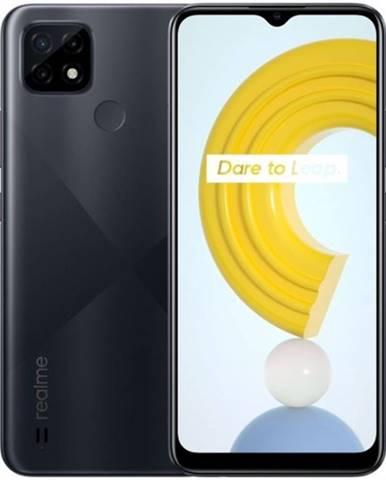 Mobilný telefón Realme C21 3 GB/32 GB, čierny