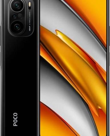 Mobilný telefón Poco F3 8GB/256GB, čierna