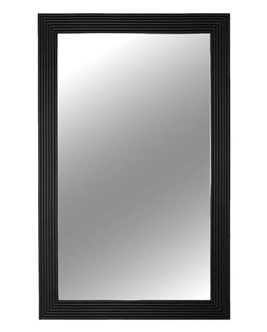 Zrkadlo čierny rám MALKIA TYP 1