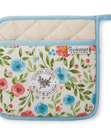 Bavlnená chňapka Cooksmart ® Country Floral