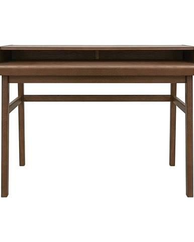 Pracovný stôl s výsuvnou doskou Woodman Carteret, šírka 115 cm
