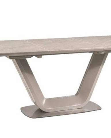 Signal Rozkladací jedálenský stôl Armani Ceramic