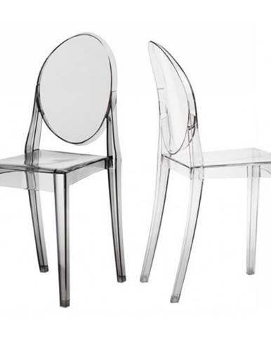 ArtD Jedálenská stolička Viki inšpirovaná Victoria Ghost