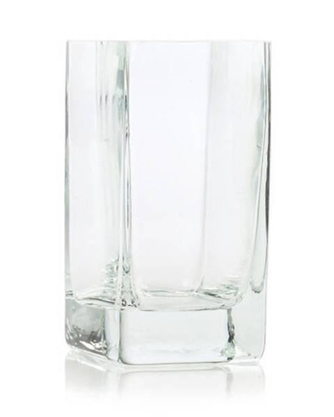 Altom Altom Sklenená váza Luca, 10 x 15 x 10 cm