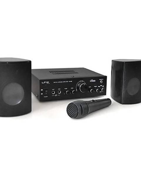 LTC Set LTC Star 1, zosilňovač, 2 reproduktory, mikrofón
