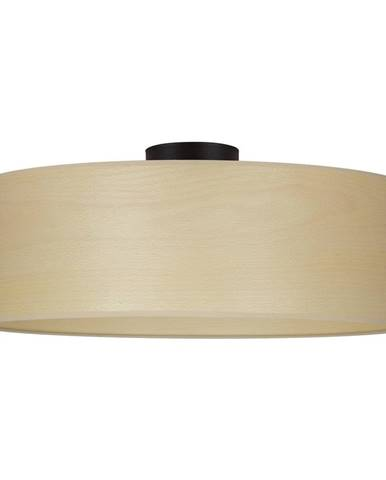 Svetlohnedé stropné svietidlo Sotto Luce Tsuri, ⌀ 45 cm