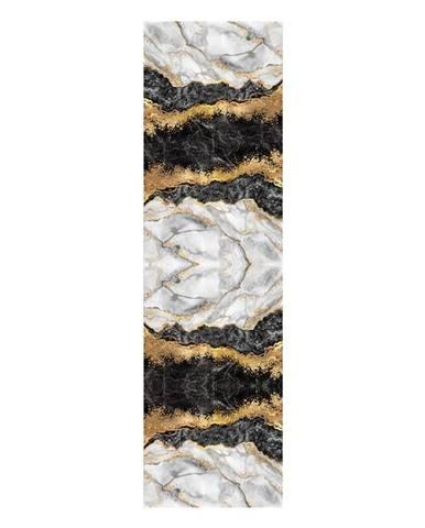 Koberec Rizzoli Gold, 80 x 200 cm