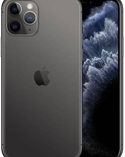 Apple Mobilný telefón Apple iPhone 11 Pro Max 64GB, tmavo šedá