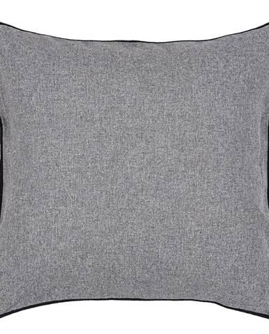 Trade Concept Obliečka na vankúš Heda sivá, 40 x 40 cm