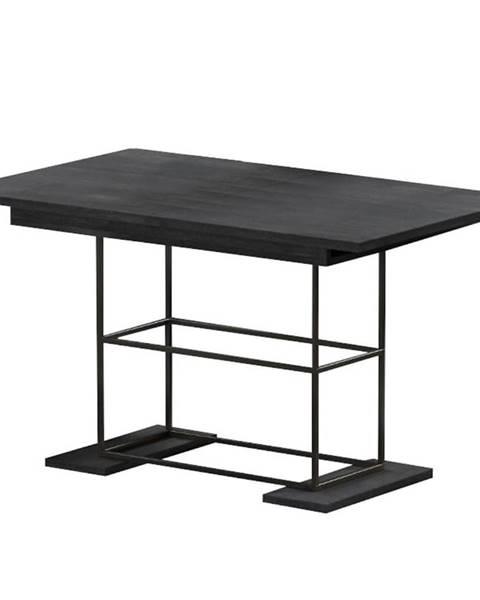 MERKURY MARKET Stôl Gani 170 Tmavý betón