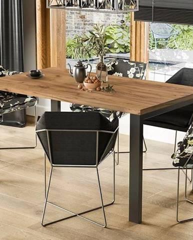 Jedálenský stôl Garant-170 Dub Craft Zlatý