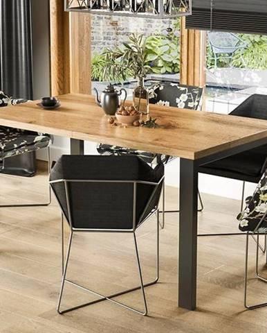 Jedálenský stôl Garant-170 Dub Wotan