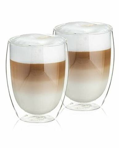 4Home Termo pohár na latté Hot&Cool 350 ml, 2 ks