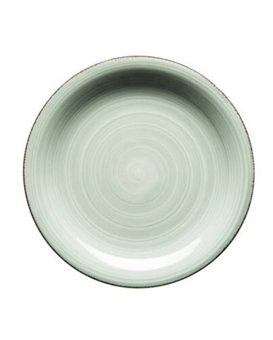 Mäser Keramický dezertný tanier Bel Tempo 19,5 cm, zelená