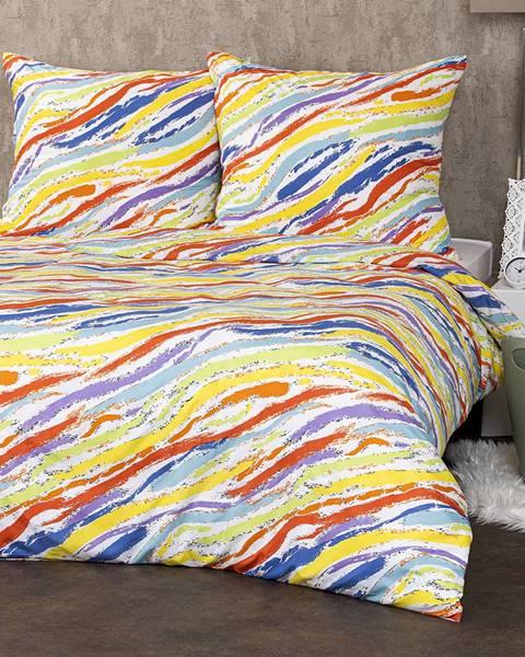 4Home 4Home Obliečky Rainbow micro, 140 x 200 cm, 70 x 90 cm