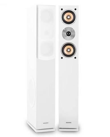 Auna Linie 501 FS WH, 280 W, pár vežových reproduktorov, pasívne, biele