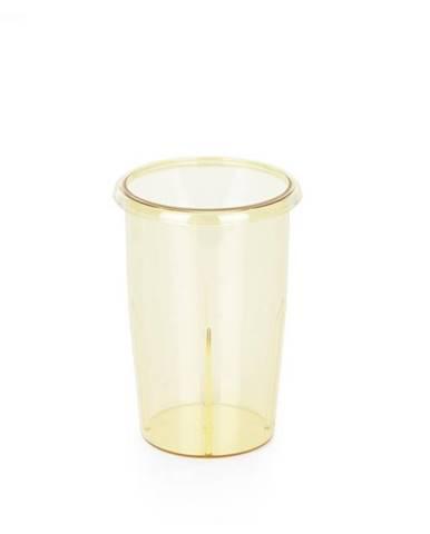 Klarstein Krafttz, pohár na mixovanie, príslušenstvo, 0,9 litra, PVC, žltý