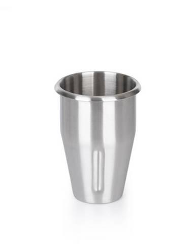 Klarstein Pro Kraftprotz, pohár z ušľachtilej ocele, príslušenstvo, 0,9 litra, ušľachtilá oceľ, strieborný