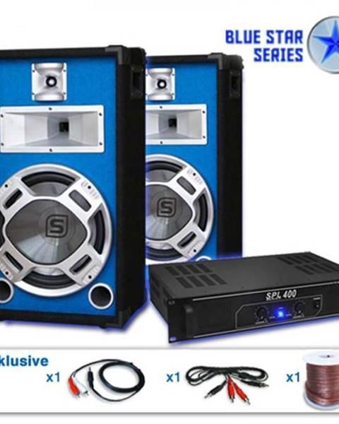 "Electronic-Star Electronic-Star PA set Blue Star Series ""Starter"", 1200 W systém"