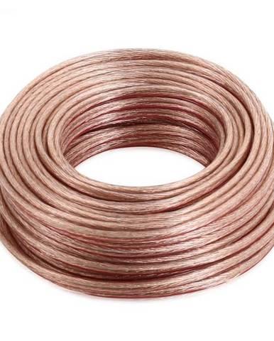 Auna reproduktorový kábel, 25 metrov, 2 x2,5 mm², reproduktorový kábel