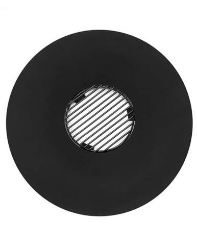 Blumfeldt Heat Disc, kruhový nástavec na grilovanie s mriežkou pre grily s Ø 57 cm, oceľ, čierny