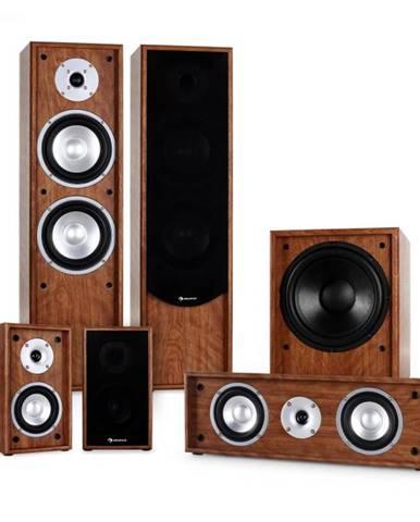 5.1 zvukový systém k domácemu kinu Auna Linie-300-WN, orech