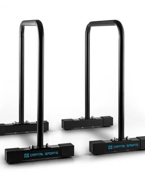 Capital Sports Capital Sports Black Core Equalizer, workout celého tela, čierny