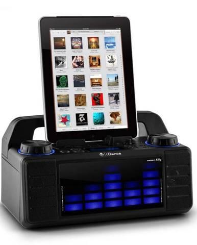IDance Energy XD2, systém párty reproduktorov, fader, mixér, bluetooth, USB, MP3