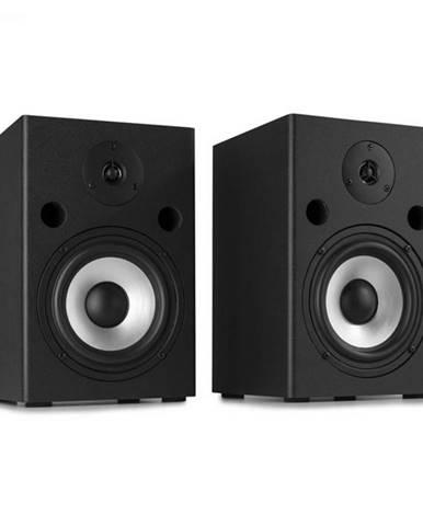 Vonyx SM65, sada štúdiových reproduktorov, 180 W max., 2-pásmové, čierne