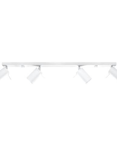 Biele stropné svietidlo Sollux Etna 4L