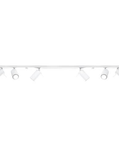 Biele stropné svietidlo Sollux Etna 6L