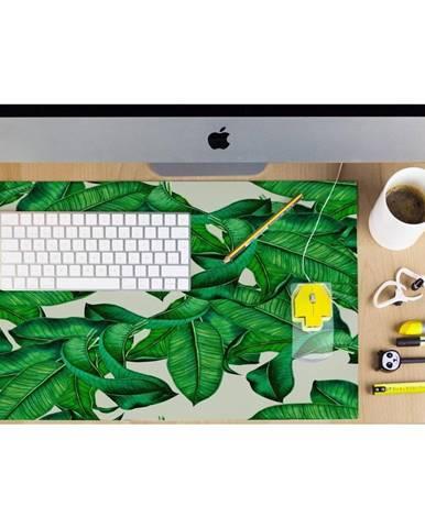 Podložka na pracovný stôl Really Nice Things Leaves